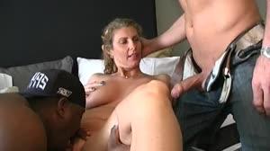 Interraciale zwarte pik Porn