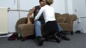 Porno film - Kopje suiker van de buurvrouw