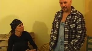 Pornofilm - Milf uit Iran wordt bij Don en Ad afgeneukt door een Hollandse boer