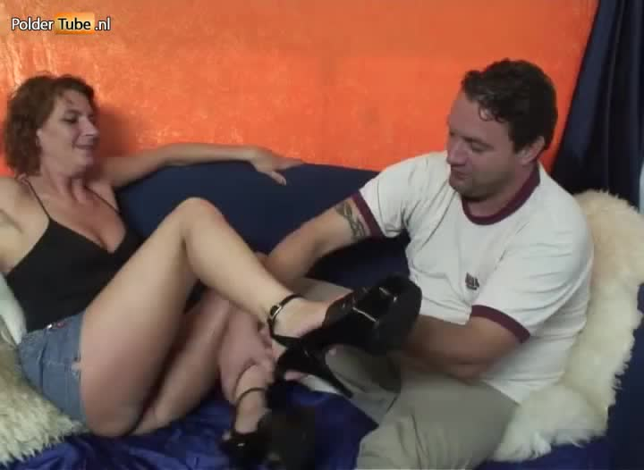 MILF in kous Porn anker emmers